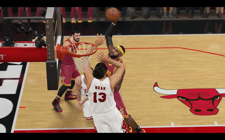 NBA 2K15 Review – Getting Up for the Tip Off – All Around ...