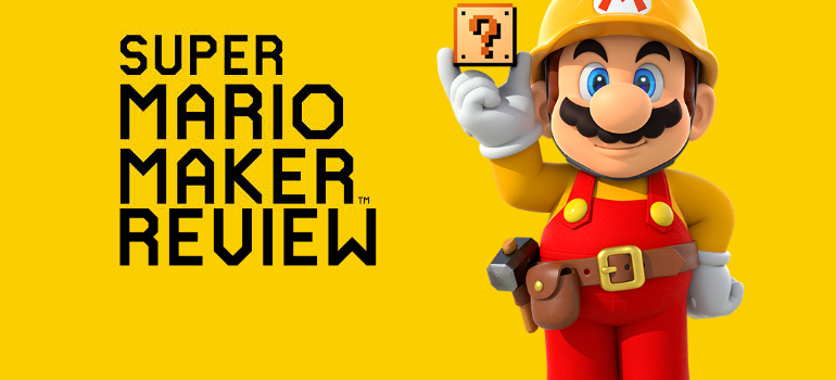 Super Mario Maker Mini-Review